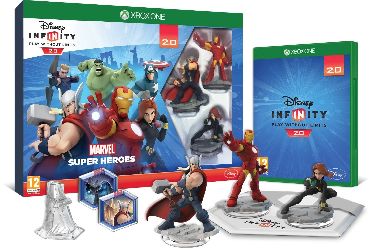 Disney Infinity 2.0 Marvel Super Heroes (Xbox One)